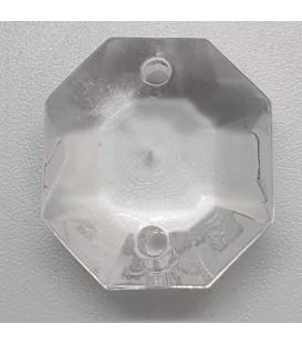 Florón cono pequeño con cristal cromo