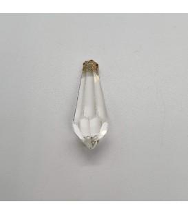 Concha de aplique bronce patinas